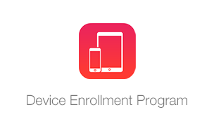 Device Enrollment Program に対応