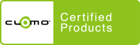 CLOMO Certified Products